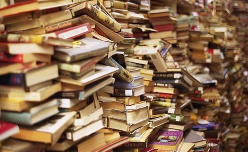 Een sfeervolle boekenmarkt!
